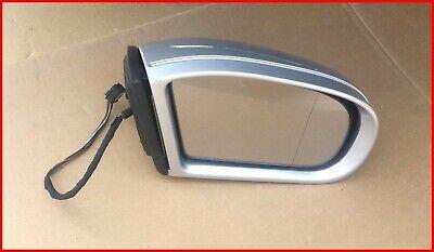 Original Mercedes Außenspiegel Seitenspiegel CL203 rechts elektrisch silber 944