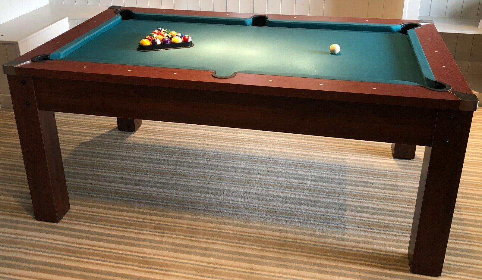 Pool Table - Signature Wood Bed (not slate) x 6FT