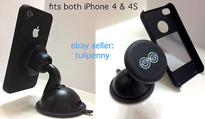 InfiniApps-iPhone-4-4S-Magnetic-Stand-smart-phone-car-mount-holder
