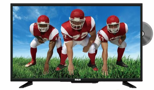 """RCA RTDVD1900 19"""" HD LED TV with Built-in DVD Player"""