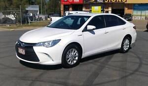 2016 Toyota Camry ALTISE HYBRID Automatic Sedan Woodridge Logan Area Preview