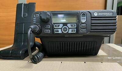 Motorola Digital Base Radio Dmr Mototrbo Xpr4550 Uhf450-512 Aam27trh9la1an 50w