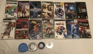 PSP Games in Euc best offer takes them