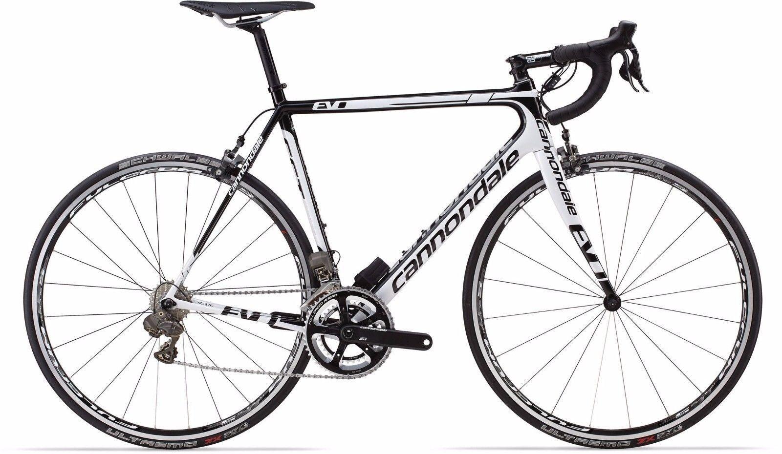 Cannondale SuperSix EVO Ultegra Di2 Bike, 56'cm