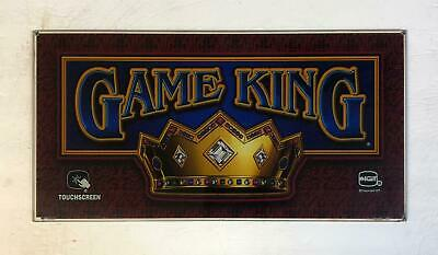 "IGT belly glass ""Game King"""