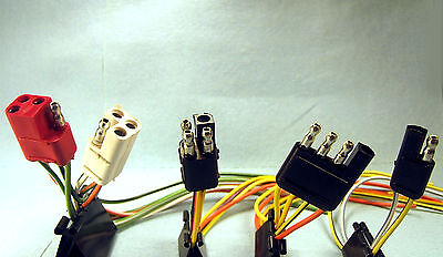 C35) 1968 Mercury Cougar Sequencer Turn signal Harness REPAIR kit