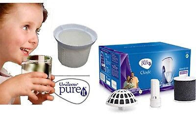 Filtro De Agua Unilever Para Classic   Micro Fibra Regalo  Env O Gratis Todo Mex