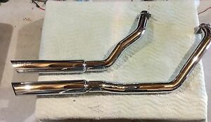 Vance and Hines pipes for Suzuki
