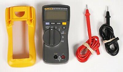 Fluke 114 True Rms Digital Multimeter