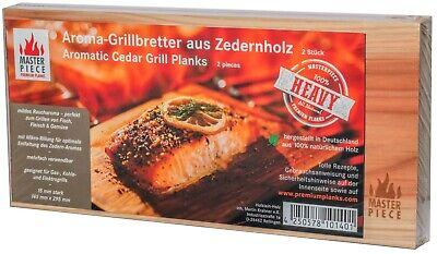 BBQ Grillpapier aus Erlenholz im Set á 10 Stk Grillwrap Maße 170 x 190 mm