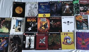 18 Guitar Tab Books