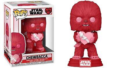 Funko Pop Vinyl Valentine Chewbacca #419 - Star Wars