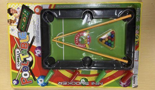 Kids Snooker Pool Table, Play