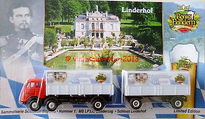 Minitruck Biertruck Brauereitruck -  König von Flandern_2