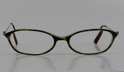 Kate Spade INES W47 Women's Rx Eyeglasses Frame Cats Eye 50[]17 135mm Italy