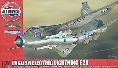 AIRFIX® A04054 English Electric Lightning F.2A in 1:72