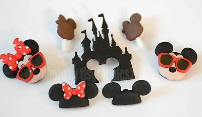 Disney Vacation / Disney Collection ~ Dress It Up Jesse James / Mickey & - Disney Holiday Clothes