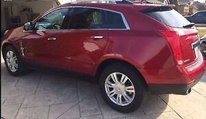 2012 Cadillac SRX with All Wheel Drive (AWD)