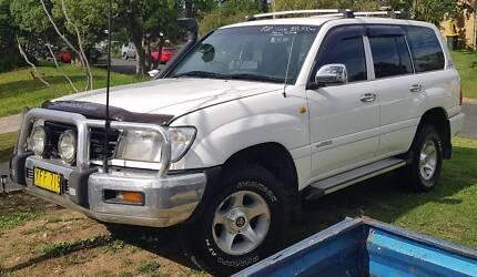 2000 Toyota LandCruiser SUV Dapto Wollongong Area Preview