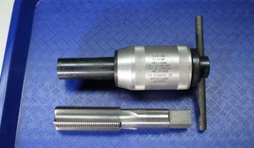 """Helicoil #535-16 Non-Captive Prewinder Steel 1-14 Heli-Coil 535-16 1""""-14 #655"""