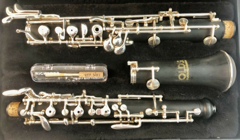 Beautiful Linton/ Olds ZRS Full Conservatory Oboe- Great Instrument!