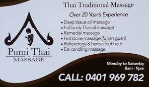 Pumi Thai Massage