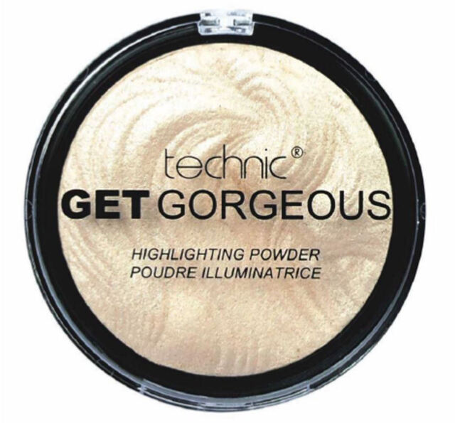 Technic Get Gorgeous Highlighting Powder Highlighter Shimmer Contour