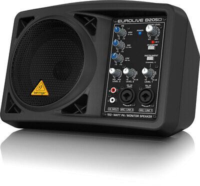 b205d ultra compact pa monitor