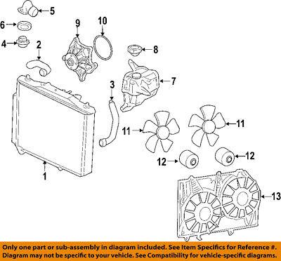 GM OEM-Engine Water Pump 12583033