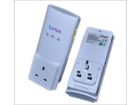 2 x D-Link Talk Talk Powerline Adapters