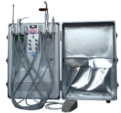New Best-unit Portable Mobile Dental Unit Bd-406 110v-220v