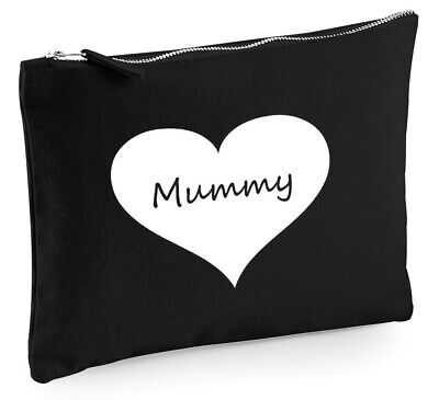 Mummy Makeup For Kids (Heart Mummy Make Up Bag, gift idea birthday gifts presents for mum from)