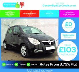 Vauxhall Agila 1.2 i SE 5dr / finance available