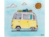 Freelance Illustrator Available   Emz Illustration