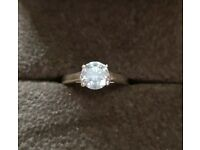1.04 Carat Diamond Solitaire Ring