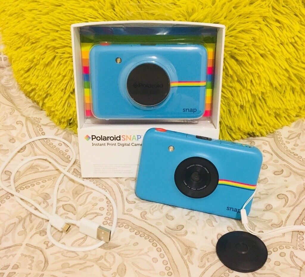 Polaroid Snap instant camera 10MP with built in printer
