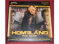 'Homeland' Board Game (new)