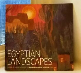 Egyptian Landscapes: 50 years of tapestry weaving - ISBN-13: 978-0953554645