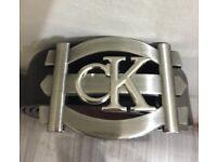 Genuine Calvin Klein designer belt 105CM, bargain at £45, no offers please
