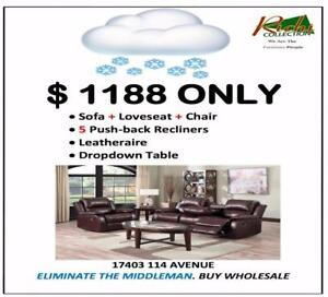 BUY DIRECT FROM A FURNITURE WHOLESALER !!!