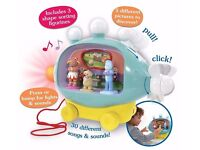 In the Night Garden Musical Activity Pinky Ponk. Brand new in unopened box