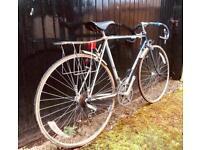 Racer classic bike