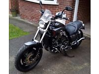 YAMAHA VMAX 1200 FULL POWER 1998 - INVEST IN THE FUTURE