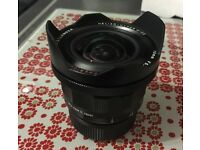 Voigtlander 10mm f5.6 VM Hyper Wide Heliar Aspherical Lens (Leica M Mount)