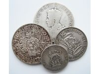 Do you have any old British Silver Coins?