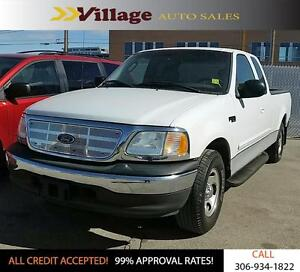 2003 Ford F-150 XLT Accident Free, Cd/Mp3 Player, AM/FM Radio...