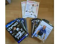 Chelsea FC Official Magazines £35