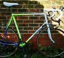 SUPERB Raleigh Scorpio Retro 64cm Steel Road Bike