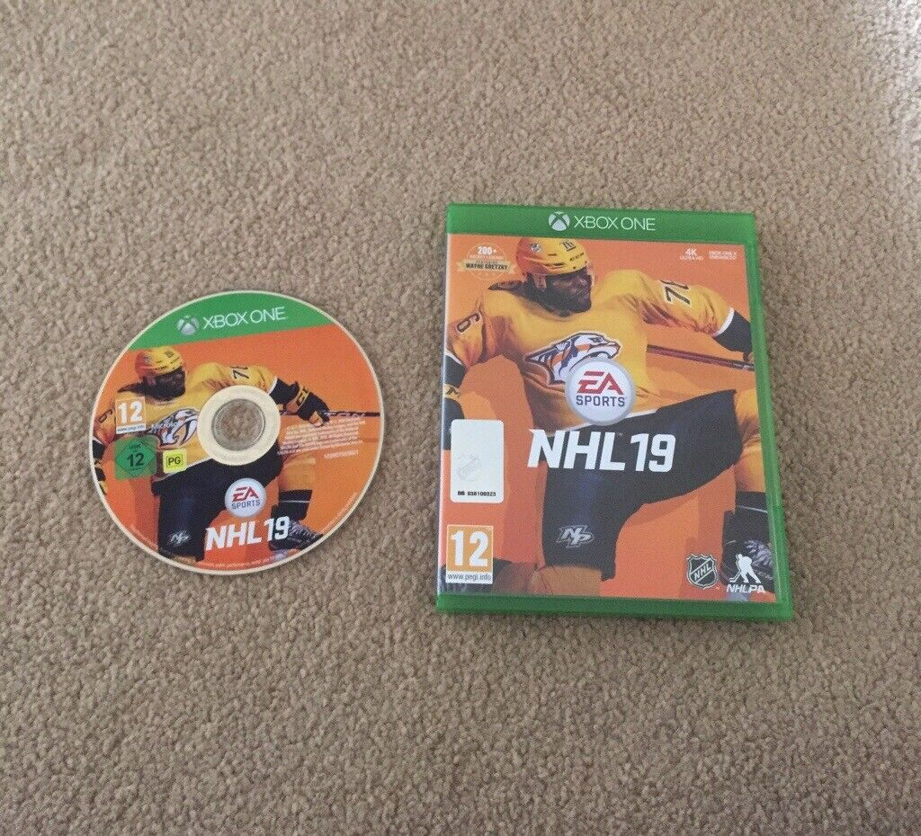 Xbox One Game Nhl 19 In South Shields Tyne And Wear Gumtree