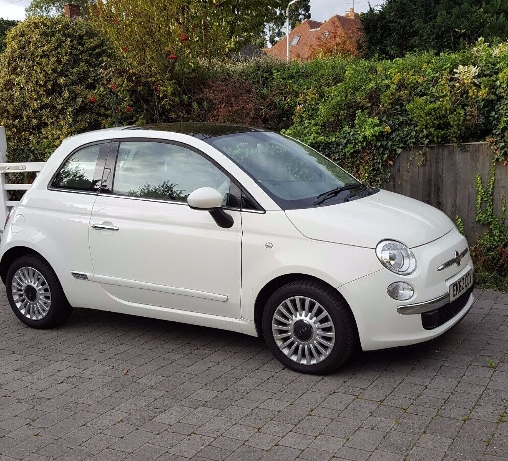 Fiat 500 1.2 Lounge Very Low Mileage 2012 (stop start) £5400 OVNO